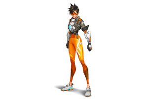 Tracer Overwatch 2 2019 4k Wallpaper