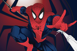 Tracing Spider Man