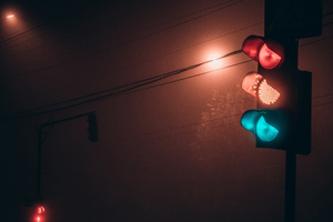 Traffic Lights 4k Wallpaper