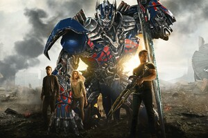 Transformers 4 Age of Extinction Movie Wallpaper