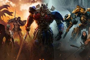 Transformers 5 Wallpaper