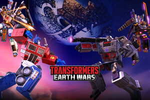 Transformers Earth Wars 10k