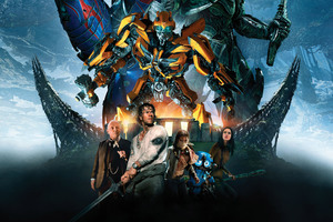 Transformers The Last Knight 2017 Movie