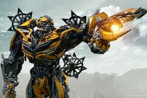 Transformers The Last Knight 4k Bumblebbe Wallpaper