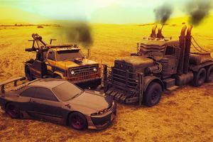 Transformers X Mad Max Fury Road Wallpaper