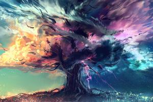 Tree Of Life 4k