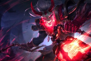 Tresh In League Of Legends