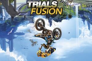 Trials Fusion Game Hd Wallpaper