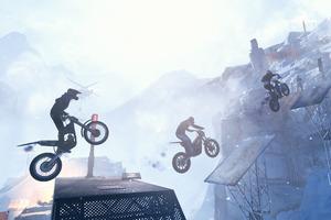Trials Rising E3 4k