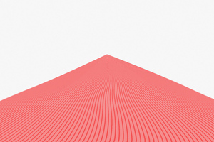 Triangle Pyramid Red Lines 8k Wallpaper