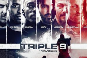 Triple 9 Movie 2016