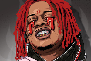 Trippie Redd Wallpaper