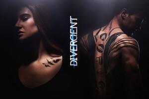 Tris Four Divergent Movie