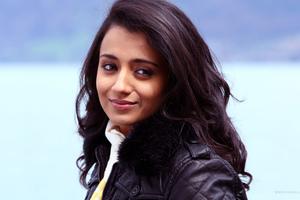 Trisha Actress Wallpaper