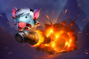 Tristana Poro League Of Legends
