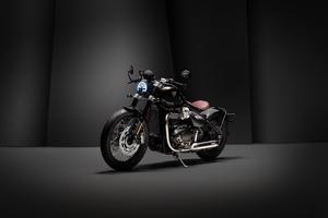 Triumph Bonneville Bobber TFC 2020