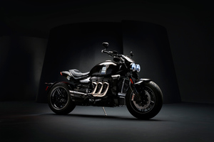Triumph Rocket TFC 2019 Wallpaper