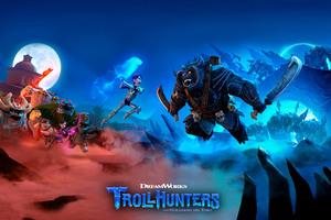 Trollhunters Netflix 5k