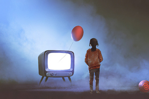 Tv Hypnosis Wallpaper