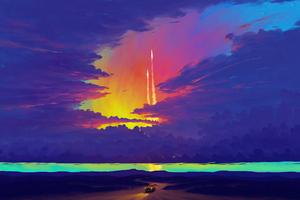 Twilight Colours Of World 4k Wallpaper