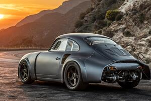Twin Turbo Porsche 356
