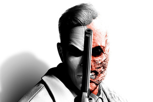 Two Face In Batman Arkham Knight