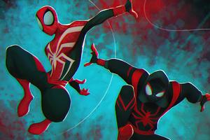 Two Spider Man Verse
