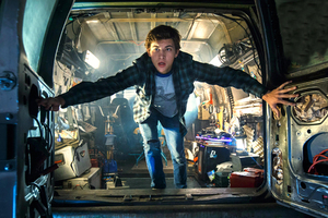 Tye Sheridan In Ready Player One 2018