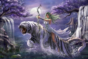 Tyrande Whisperwind World Of Warcraft 5k