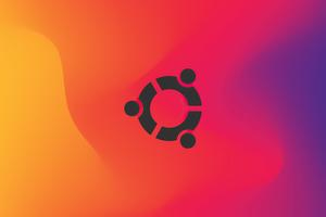 Ubuntu Linux Minimal 4k Wallpaper