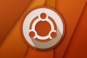 Ubuntu Material Design Wallpaper