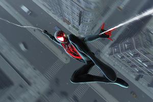 Ultimate Spiderman Wallpaper
