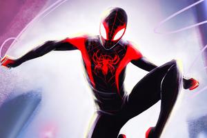 Ultimate Spiderman 4k Wallpaper