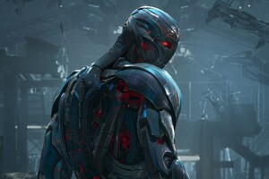 Ultron In Avengers Age Of Ultron Wallpaper