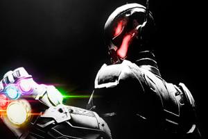Ultron Infinity Gauntlet 8k