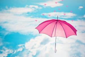 Umbrella Art Wallpaper