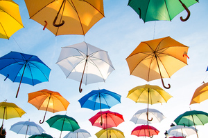 Umbrella Photography 5k Wallpaper