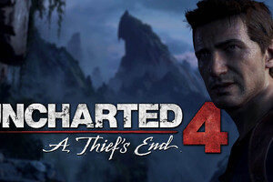Uncharted 4 A Thiefs End Nathan Drake Wallpaper