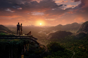 Uncharted Legacy Of Thieves 4k Wallpaper