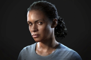 Uncharted The Lost Legacy Game 2017 Wallpaper