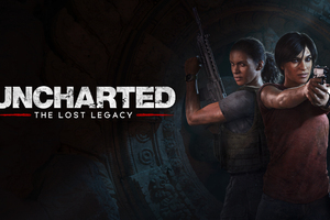 Unchated The Lost Legacy 02 4K Wallpaper