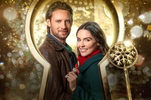 Unlocking Christmas Movie Wallpaper