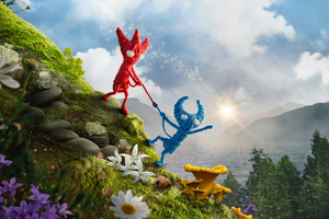 Unravel 2 Wallpaper