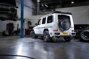 Urban Automotive Mercedes AMG G 63 2019