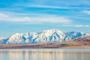 Utah Lake 5k Wallpaper