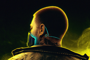 V The Hero Of Cyberpunk 2077 Wallpaper