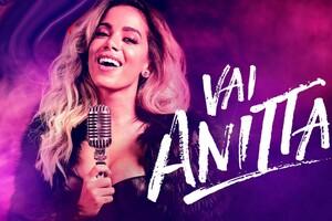Vai Anitta Netflix Wallpaper