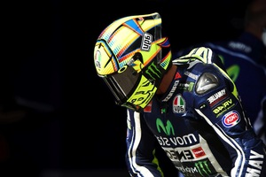 Valentino Rossi Helmet 2016