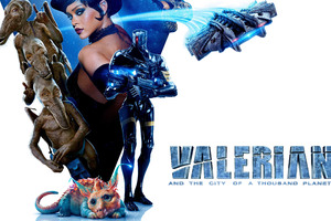Valerian And The City Of A Thousand Planets HD Wallpaper