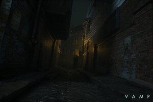 Vampyr Game Wallpaper